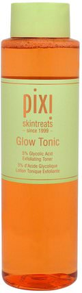 Glow Tonic, Exfoliating Toner, 8.5 fl oz (250 ml) by Pixi Beauty, 美容,面部護理,面部調色劑 HK 香港