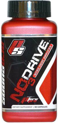 NO3Drive, Nitric Oxide Amplifier, 90 Capsules by ProSupps, 運動,運動,一氧化氮 HK 香港