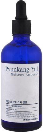 Moisture Ampoule, 3.3 fl oz (100 ml) by Pyunkang Yul, 美容,面部護理,皮膚 HK 香港