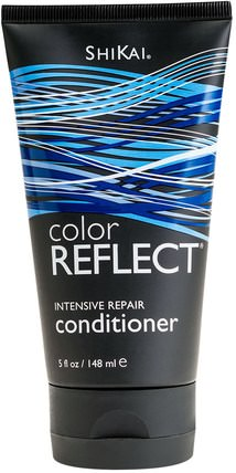 Color Reflect, Intensive Repair Conditioner, 5 fl oz (148 ml) by Shikai, 洗澡,美容,頭髮,頭皮,護髮素 HK 香港