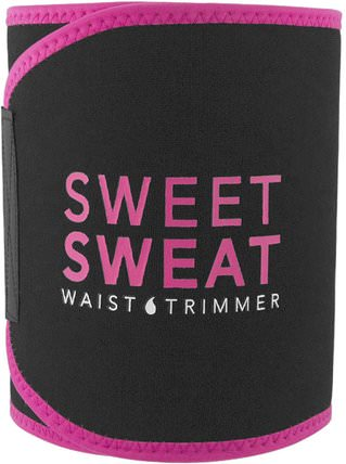 Sweet Sweat Waist Trimmer, Pink by Sports Research, 運動,家庭,鍛煉/健身裝備 HK 香港