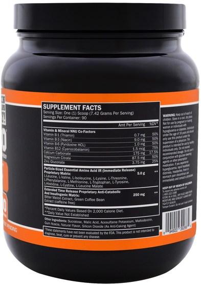 運動,補品,乳清蛋白 - ALR Industries, HumaPro Powder, Mandarin Orange, 23.52 oz (667 g)