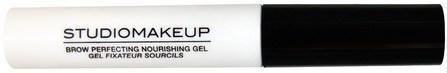 Studio Makeup, Brow Perfecting Nourishing Gel, Clear.24 fl oz (7.2 ml) 洗澡,美容,化妝,眉筆