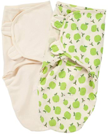 Swaddle Me, Original Swaddle, Small, 0-3 Months, 2 Swaddles by Summer Infant, 兒童健康,嬰兒,兒童 HK 香港