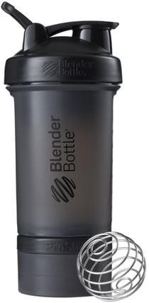 BlenderBottle, ProStak, Black, 22 oz by Sundesa, 家,廚具,杯碟碗 HK 香港