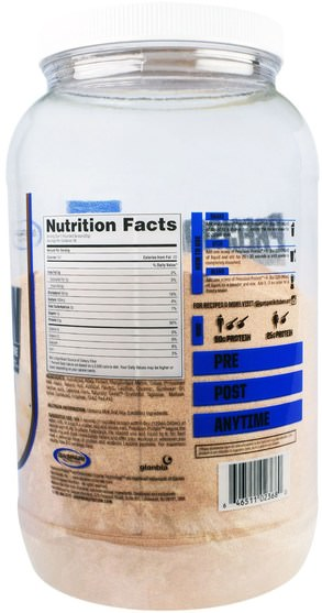 補充劑,蛋白質,運動蛋白質,運動,肌肉 - Gaspari Nutrition, Precision Protein, Neopolitan Ice Cream, 2 lbs (907 g)