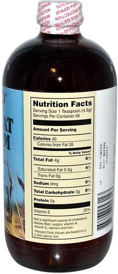 補充劑,小麥胚芽油 - Viobin, Wheat Germ Oil, 16 fl oz (473 ml)
