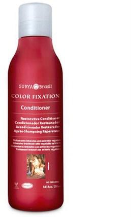 Color Fixation, Restorative Conditioner, 8.45 fl oz (250 ml) by Surya Henna, 洗澡,美容,護髮素,頭髮,頭皮,洗髮水,護髮素 HK 香港