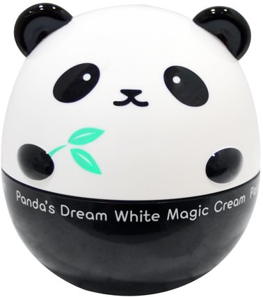 Panda`s Dream White Magic Cream, 1.6 oz (50 g) by Tony Moly, 洗澡,美容,面部護理,面霜,乳液 HK 香港
