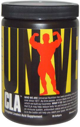 CLA, 90 Softgels by Universal Nutrition, cla(共軛亞油酸) HK 香港