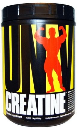 Creatine, 1000 g (1 kg) by Universal Nutrition, 肌酸粉 HK 香港