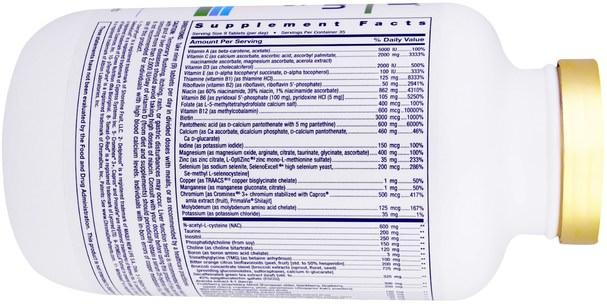 維生素,維生素b,維生素b3,維生素b3  - 菸酸,多種維生素 - Life Extension, Mix Tablets with Extra Niacin, 315 Tablets