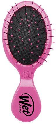 Squirt Detangler, Pink, 1 Brush by Wet Brush, 洗澡,美容,頭髮,頭皮 HK 香港