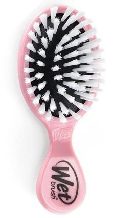 The Gentle After Bath Brush for Babies, Pink, 1 Brush by Wet Brush, 洗澡,美容,頭髮,頭皮 HK 香港
