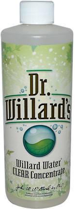 Willard Water Clear Concentrate, 16 oz (0.473 l) by Willard, 健康 HK 香港