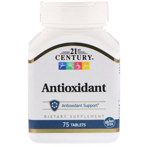 21st Century, Antioxidant, 75 Tablets Review