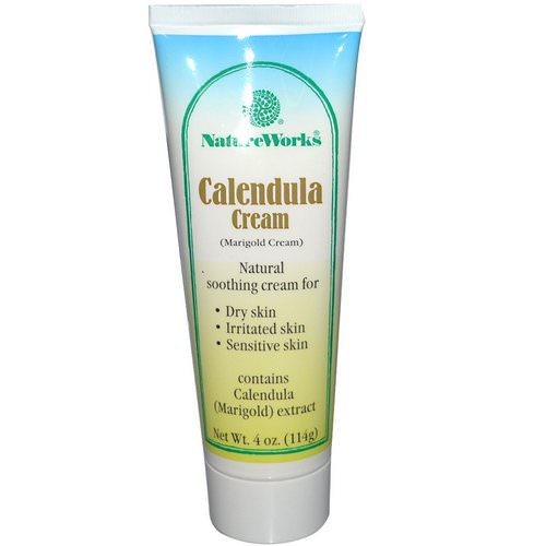 Abkit, NatureWorks, Calendula Cream, 4 oz (114 g) Review