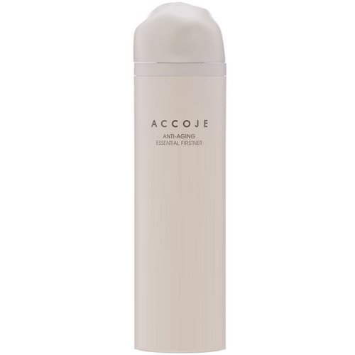 Accoje, Anti-Aging, Essential Firstner, 130 ml Review