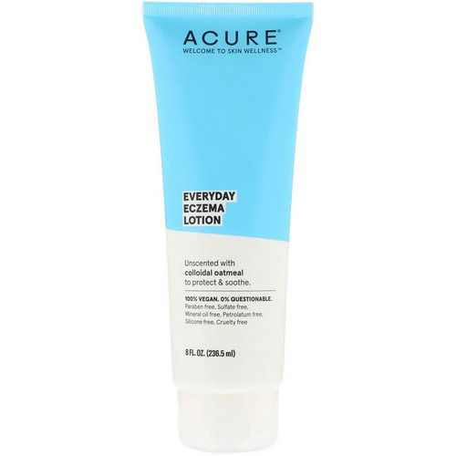 Acure, Everyday Eczema Lotion, 8 fl oz (236.5 ml) Review