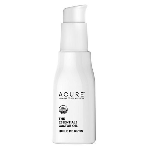 Acure, The Essentials Castor Oil, 1 fl oz (30 ml) Review