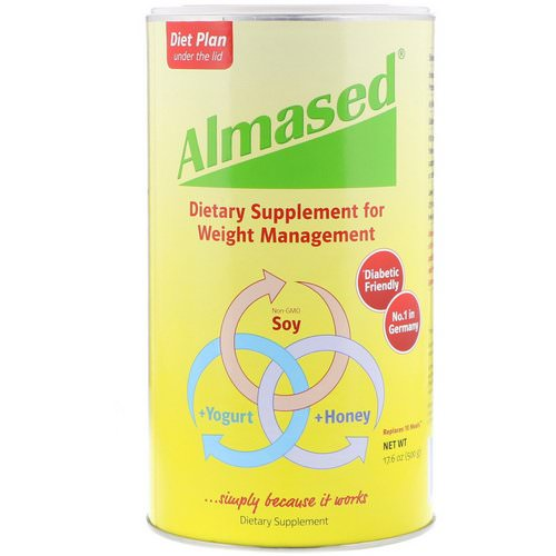 Almased USA, Almased, 17.6 oz (500 g) Review