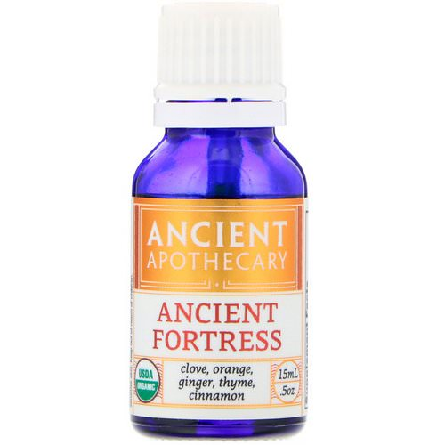 Ancient Apothecary, Ancient Fortress, .5 oz (15 ml) Review