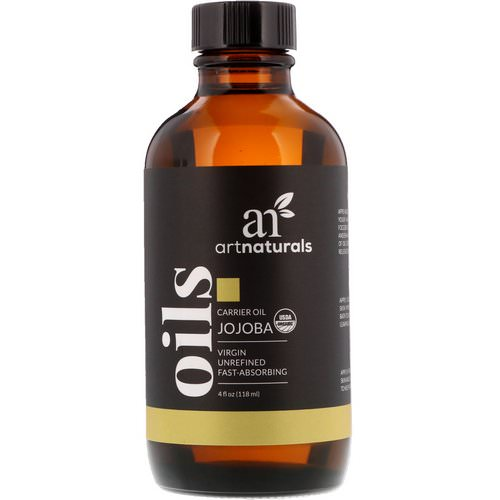 Artnaturals, Carrier Oil, Jojoba, 4 fl oz (118 ml) Review
