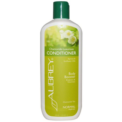 Aubrey Organics, Chamomile Luxurious Conditioner, 11 fl oz (325 ml) Review