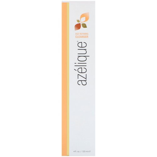Azelique, Age Refining Cleanser, Soap-Free, Botanical Ingredients, No Parabens, No Sulfates, 4 fl oz (120 ml) Review