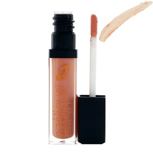 Azelique, Lip Gloss, Coral Crush, Cruelty-Free, Certified Vegan, 0.21 fl oz (6.5 ml) Review