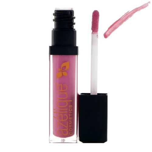 Azelique, Lip Gloss, Soft Violet, Cruelty-Free, Certified Vegan, 0.21 fl oz (6.5 ml) Review