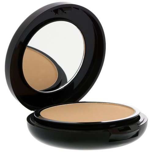 Azelique, Pressed Powder Satin Foundation, Medium, Cruelty-Free, Certified Vegan, 0.35 oz (10 g) Review