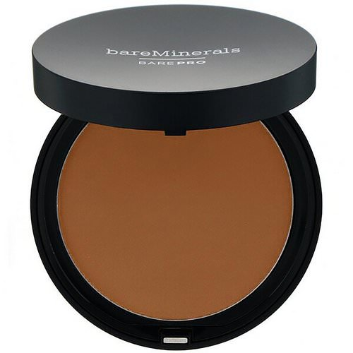 Bare Minerals, BarePro, Performance Wear Powder Foundation, Chai 26, 0.34 oz (10 g) Review