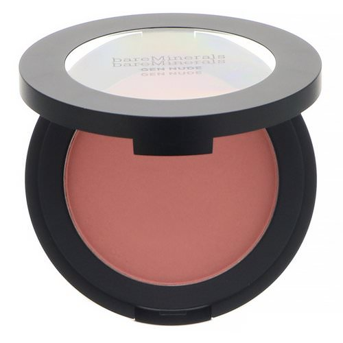Bare Minerals, Gen Nude Powder Blush, Call My Blush, 0.21 oz (6 g) Review