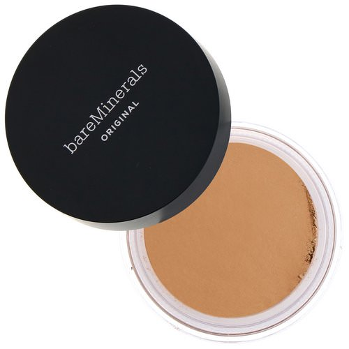 Bare Minerals, Original Foundation, SPF 15, Tan 19, 0.28 oz (8 g) Review