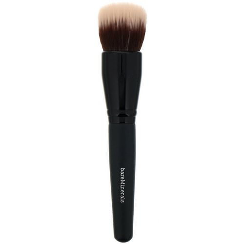 Bare Minerals, Smoothing Face Brush, 1 Brush Review