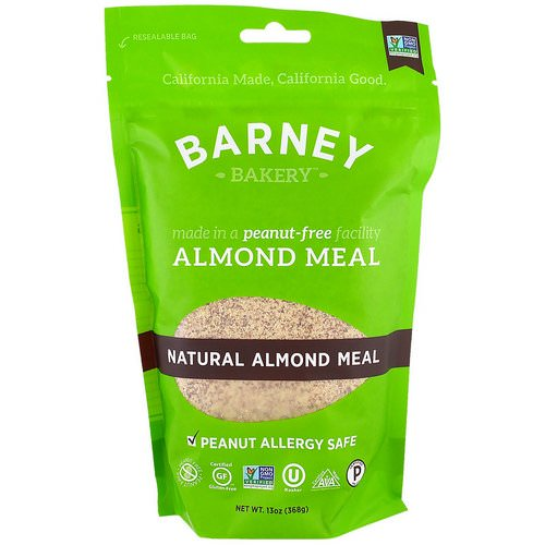 Barney Butter, Almond Meal, Natural Almond Meal, 13 oz (368 g) Review