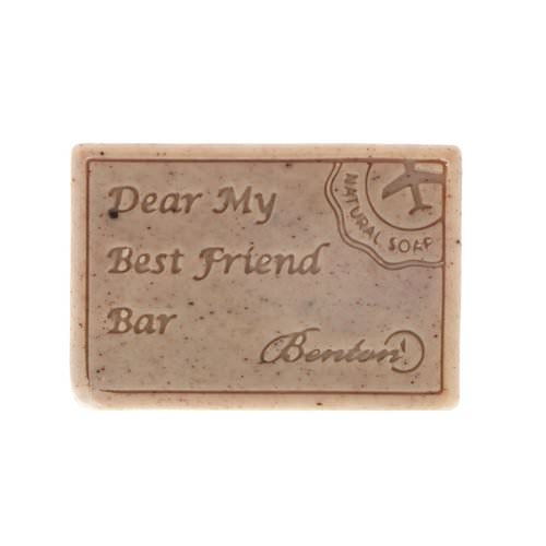 Benton, Dear My Best Friend Bar, Body & Face, 85 g Review