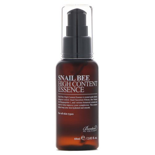 Benton, Snail Bee High Content Essence, 2.02 fl oz (60 ml) Review