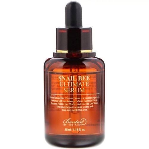 Benton, Snail Bee Ultimate Serum, 1.18 fl oz (35 ml) Review