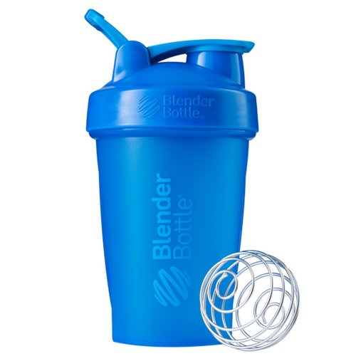 Blender Bottle, BlenderBottle, Classic With Loop, Cyan, 20 oz Review