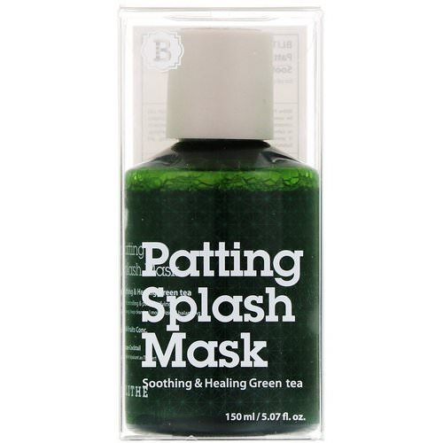 Blithe, Patting Splash Mask, Soothing & Healing Green Tea, 5.07 fl oz (150 ml) Review