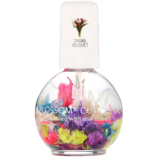 Blossom, Cuticle Oil, Spring Bouquet, 0.42 fl oz (12.5 ml) Review