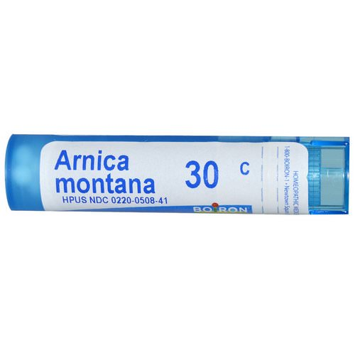 Boiron, Single Remedies, Arnica Montana, 30C, Approx 80 Pellets Review