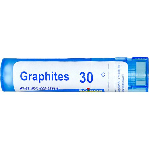 Boiron, Single Remedies, Graphites, 30C, 80 Pellets Review