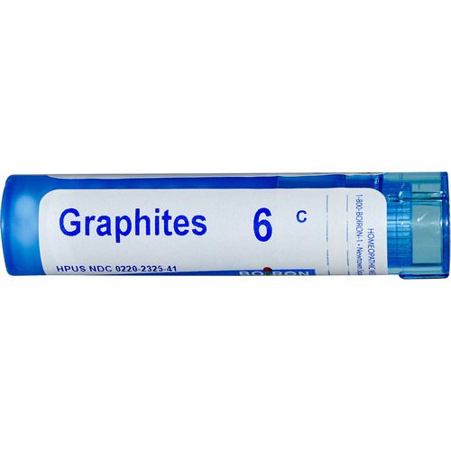 Boiron, Single Remedies, Graphites, 6C, Approx 80 Pellets Review