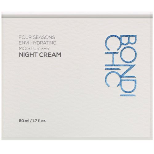 Bondi Chic, Four Seasons, Envi Hydrating Moisturiser, Night Cream, 1.7 fl oz (50 ml) Review