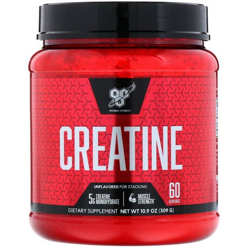 BSN, Creatine, Unflavored, 10.9 oz (309 g) Review