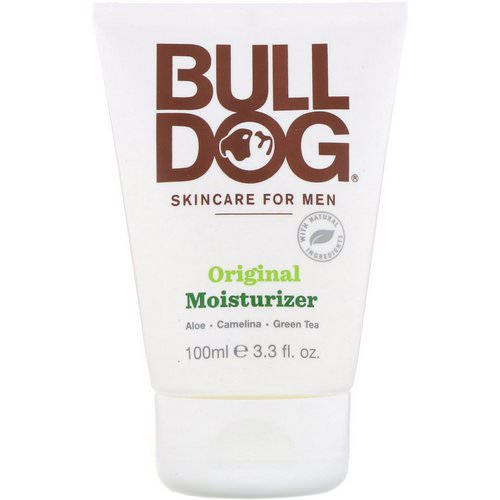 Bulldog Skincare For Men, Original Moisturizer, 3.3 fl oz (100 ml) Review