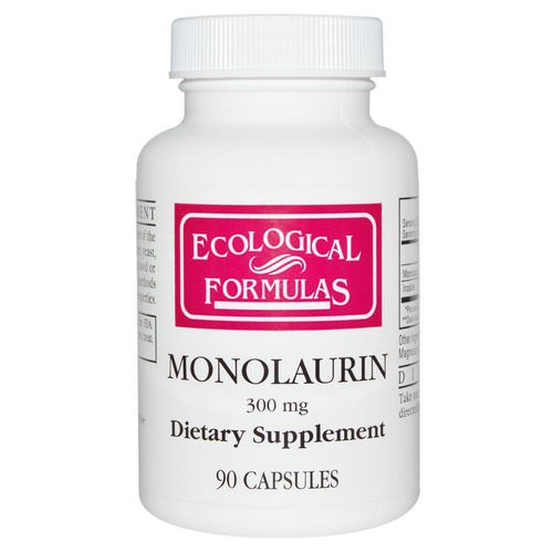 Cardiovascular Research, Monolaurin, 300 mg, 90 Capsules Review